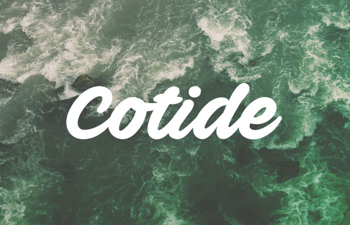 Cotide Clothing - brand
